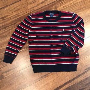 Polo Ralph Lauren Boys Sweater Size 7 Like New